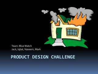Product  DeSIGN  Challenge