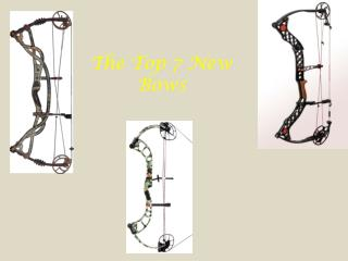 The Top 7 New Bows