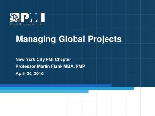 Global management - definition