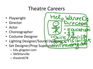 Theatre Careers