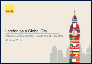 London as a Global City