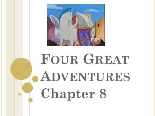 Four Great Adventures