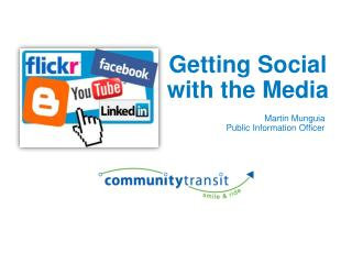 Getting Social with the Media