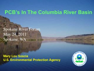 PCB's In The Columbia River Basin