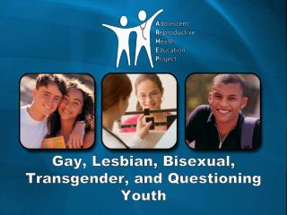 Gay, Lesbian, Bisexual, Transgender, and Questioning Youth