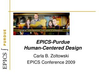 EPICS-Purdue  Human-Centered Design