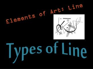 Types of Line
