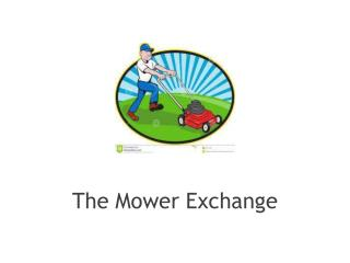 The Mower Exchange