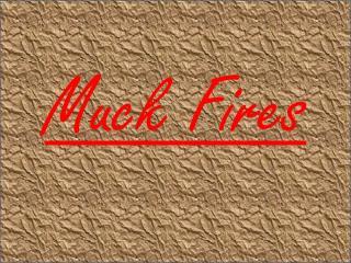 Muck Fires