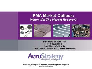 PMA Market Outlook: When Will The Market Recover?