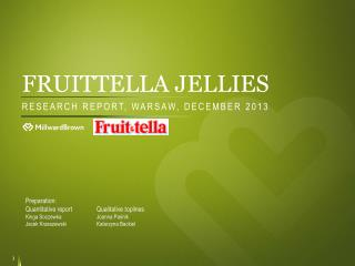 FRUITTELLA  JELLIES