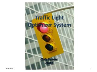 Traffic Light  Optimizer System
