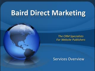 Baird Direct Marketing