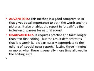 GENERAL SCRIPTING PRINCIPLES NOTE: These are guidelines only – not rigid rules .