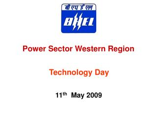 Power Sector Western Region