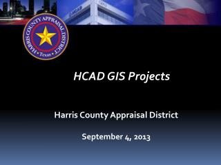 HCAD GIS Projects