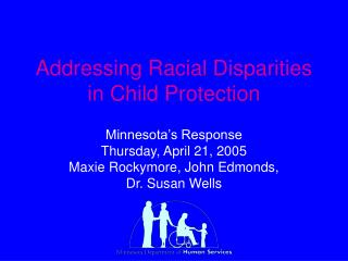 Addressing Racial Disparities in Child Protection