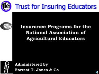 Trust for Insuring Educators