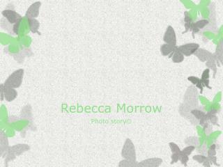 Rebecca Morrow