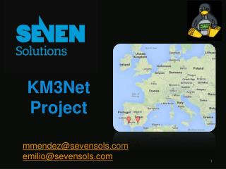 KM3Net Project
