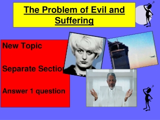 Moral and Natural Suffering Homepage