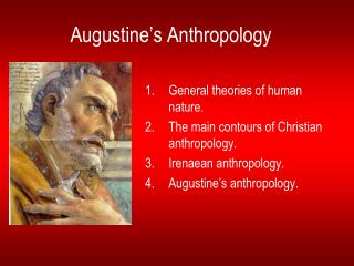 Augustine's Anthropology