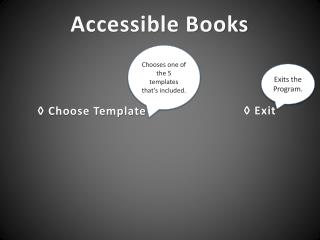 Accessible Books
