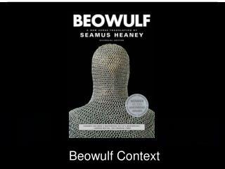 Beowulf Context