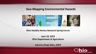 USING GIS TO ELIMINATE DISPARITIES IN HEALTH CARE