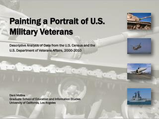 Painting a Portrait of U.S. Military Veterans