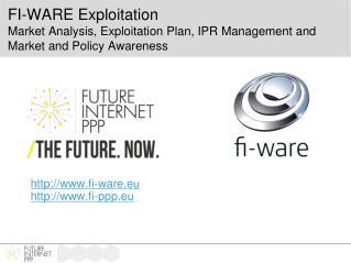 fi-ware.eu fi-ppp.eu