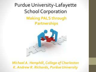 Purdue University-Lafayette School  Corporation