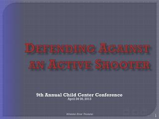 Defending Against an Active Shooter