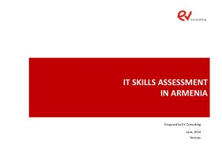 IT SKILLS ASSESSMENT  IN ARMENIA