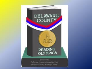 2011 Delaware  County Reading  Olympics High School 200 Mill Road Havertown, PA 19083 on