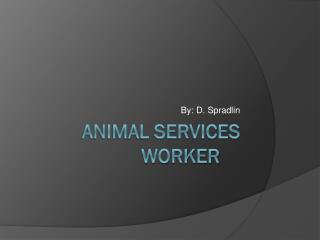 Animal Services Worker