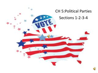 CH 5:Political Parties