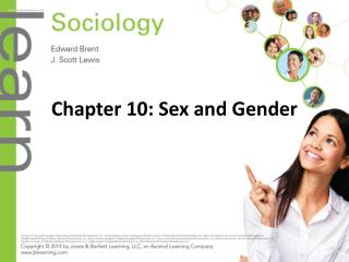 Chapter 10: Sex and Gender