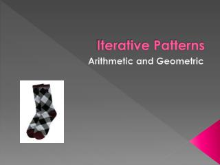 Iterative Patterns