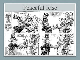 Peaceful Rise