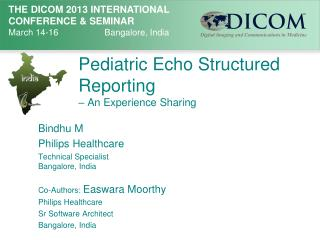 Pediatric Echo Structured Reporting – An Experience Sharing