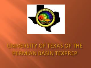 University of Texas of the Permian Basin  TexPREP
