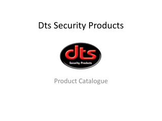 Dts Security Products