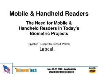 Mobile & Handheld Readers