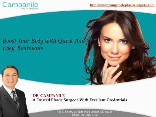 Cosmetic Plastic Surgeon in Denver - Dr. Frank Campanile