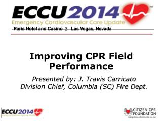 Improving CPR Field Performance