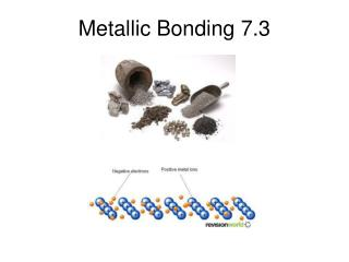 Metallic  Bonding 7.3