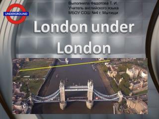 London under London