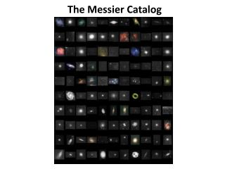 The Messier Catalog