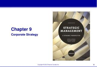 Chapter 9 Corporate Strategy